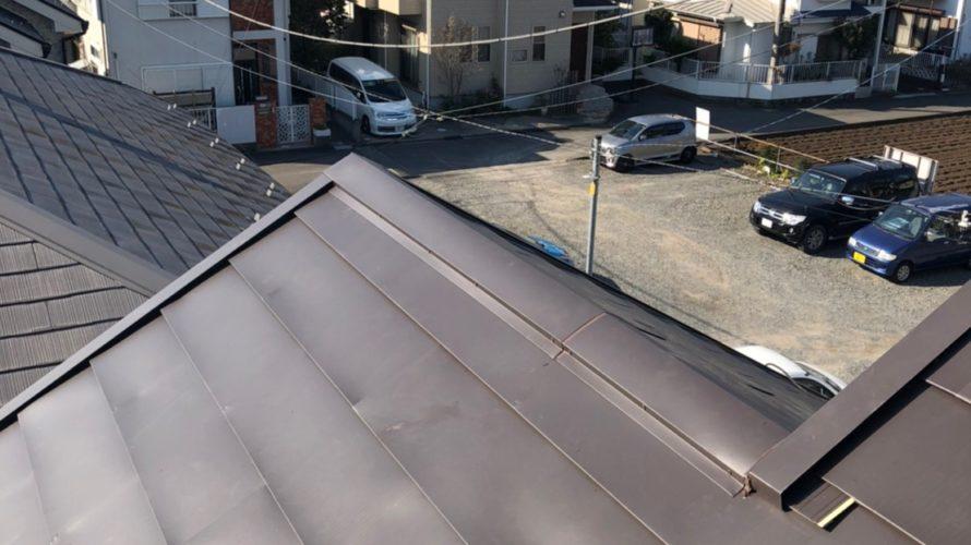 相模原市相模にて屋根の上葺き工事 ~完工~